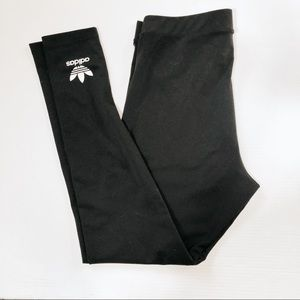 Adidas high rise tights